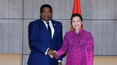 NA Chairwoman hosts IPU Secretary General