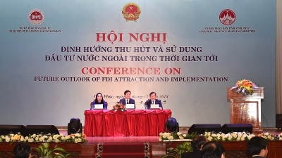 Conference discusses future outlook of FDI attraction in Vietnam