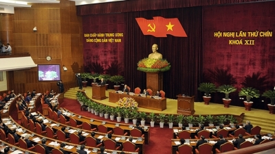 Party Central Committee's 9th plenary session proves continued innovation in Party leadership