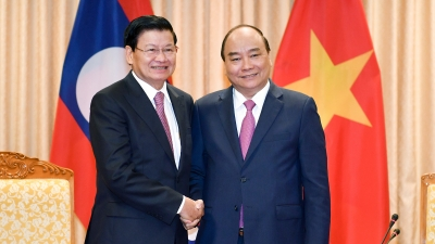 Preserving and promoting Vietnam-Laos special solidarity