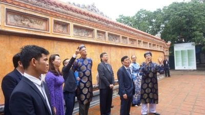 Restoration of Phung Tien Hall in Hue completed