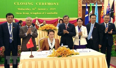 APPF-27 wraps up, adopting Siem Reap joint declaration