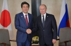 Kremlin: peace talks between Japan's Abe and Putin will be tough