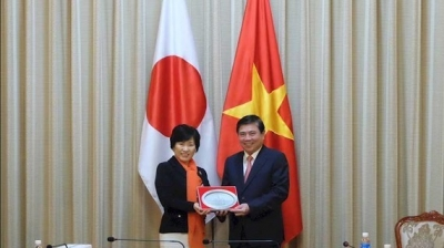Japan – one of HCM City's most important partners: official