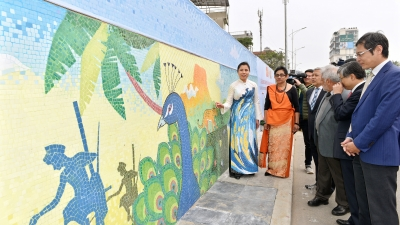 Work on Sri Lanka on Hanoi Ceramic Road unveiled
