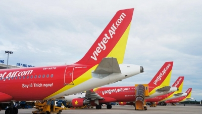 Vietjet's pre-tax profit hits US$250 million in 2018