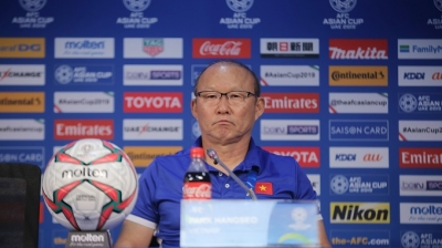 Vietnam coach Park aims for triumph over Japan at Asian Cup
