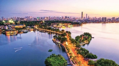 Hanoi, HCM City among most dynamic growing cities