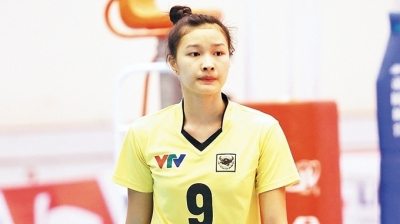 Three bright faces of Vietnam women's volleyball