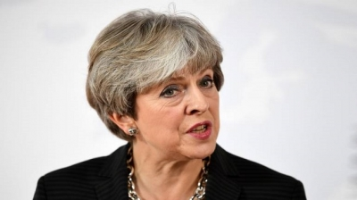 We can reach a Brexit deal parliament can support -UK PM May