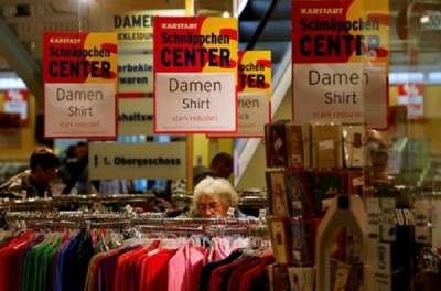 German economy escapes recession by the narrowest of margins