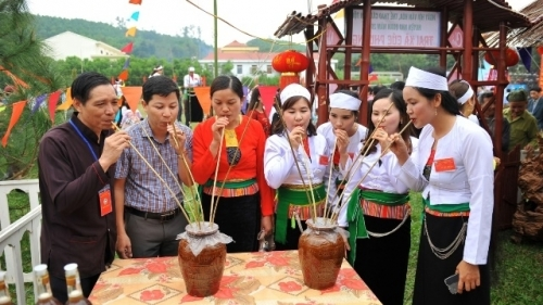 Localities heartened by joyous spring festivals
