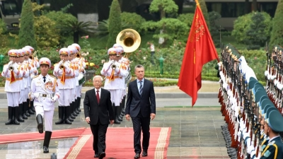 Strengthening friendship, comprehensive partnership between Vietnam and Argentina