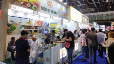 Vietnam's pavilion attracts visitors at world's largest food and beverage expo in UAE