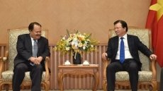 Vietnam, Laos boost partnership in energy development