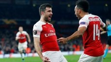 Arsenal, Chelsea march into Europa League last 16