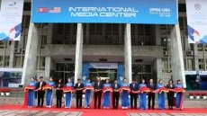 International media centre for 2nd DPRK-USA Summit inaugurated