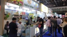 Vietnamese firms sign large contracts at Gulfood Exhibition 2019