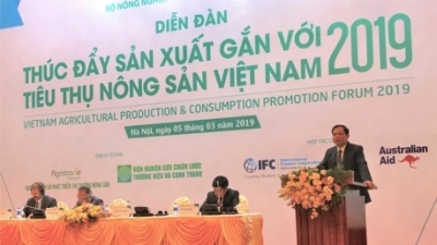 Forum promotes agricultural productions in domestic market