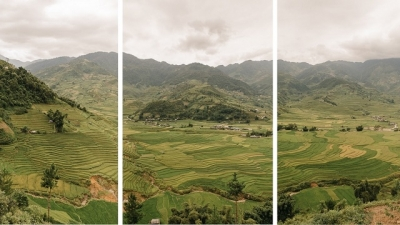 Life in northern Vietnam through lenses of Belgian travel photographer