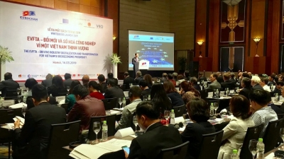 European whitebook highlights potential of Vietnam's economic development