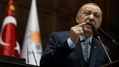 Huge pressure for President Erdogan as Turkey falls into recession