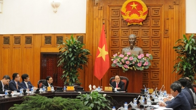 Auto industry crucial to Vietnam's industrial development: PM