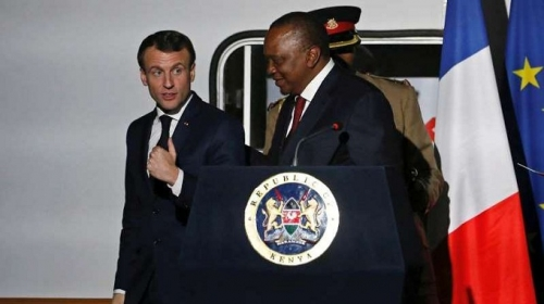 "France eyes ""comeback"" to Africa with President Macron's East Africa tour"