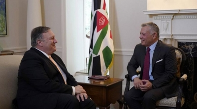 Jordan, US further cooperation for strategic interests