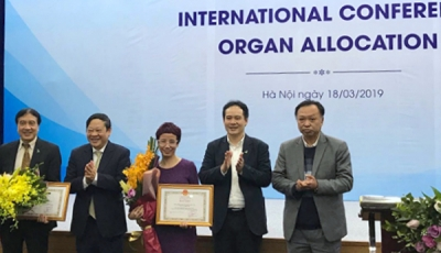 Vietnam promotes connection with major international organ transplant centres