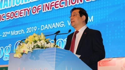 Asia-Pacific countries share infection control experience in Da Nang
