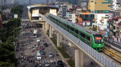 Passengers to enjoy two weeks' free rides on Hanoi's first metro line