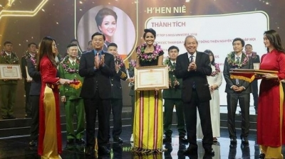 Outstanding Vietnamese Young Faces of 2018 honoured