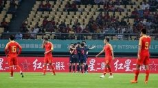 China lose to Thailand 1-0 at China Cup opener
