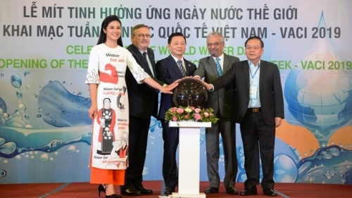 Meeting in Hanoi observes World Water Day 2019