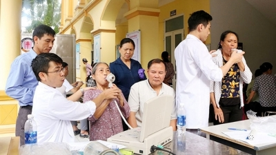 Vietnam moving towards ending tuberculosis by 2030