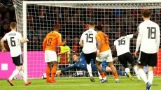 Germany stun Netherlands, Belgium beat Cyprus in Euro 2020 qualifiers