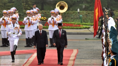 Bolstering friendship and comprehensive cooperation between Vietnam and Brunei