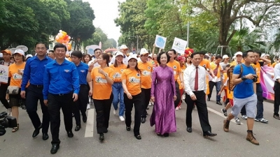Vietnam celebrates World Health Day 2019