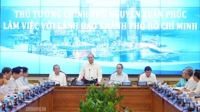 Government supports special mechanisms for ground clearance in HCM City