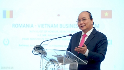 PM calls for breakthrough in Vietnam – Romania economic ties