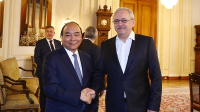 PM meets head of Romania's Chamber of Deputies