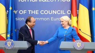 Vietnam-Romania joint statement emphasises important partners