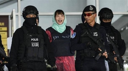 Vietnam supports Doan Thi Huong to return home after release