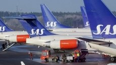 SAS cancels many flights as Scandinavian pilots go on strike