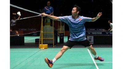 Nguyen Tien Minh wins Asian badminton bronze