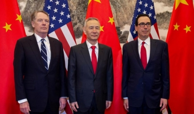 Positive signs in US-China trade talks