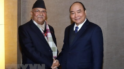 Strengthening traditional friendship between Vietnam and Nepal