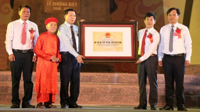 Ly Thuong Kiet, who defeated Song invasion, commemorated in Bac Ninh province