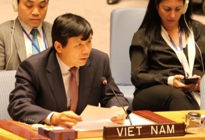 Vietnam represents ASEAN in committing to jointly protect civilians in armed conflicts